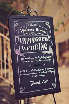 Fun signage: http://www.stylemepretty.com/destination-weddings/2015/04/08/elegant-maui-destination-wedding/   Photography: Tamiz - http://www.tamizphotography.com/