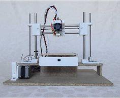 DIY tuto Imprimante 3D Cherry: 60€ !