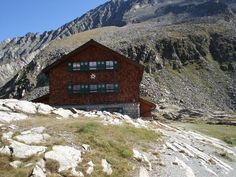 Zittauer Hütte (2.329 m)