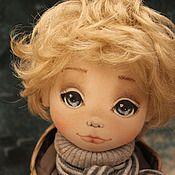 Николь - тёмно-бирюзовый,кукла,подарок,подарок девушке,подарок на любой случай