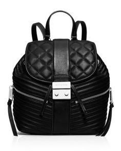 0e3ed7235dd MICHAEL Michael Kors Small Elisa Backpack   Bloomingdale s Michael Kors  Backpack, Handbags Michael Kors,