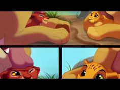 lion king tribute - YouTube