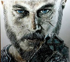 Ragnar by AndresBellorin-ART.deviantart.com on @deviantART