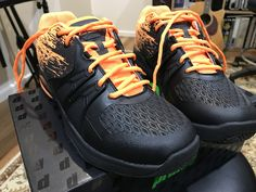 Prince Warrior black and orange. Prince Warrior, Warrior Shoes, Running Shoes, Orange, Sneakers, Black, Fashion, Runing Shoes, Tennis