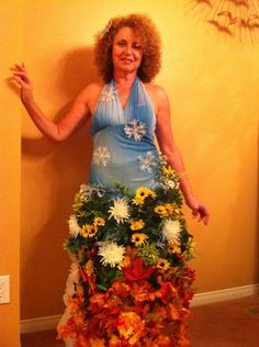33 Ideas For Mother Nature Halloween Costume Diy Nature Halloween Costume, Mother Nature Halloween, Sexy Halloween Costumes, Halloween Kostüm, Halloween Cosplay, Cool Costumes, Costume Ideas, Halloween Makeup, Costume Collection