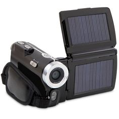 Cool Stuff We Like Here @ CoolPile.com  ------- // Original Comment \\ -------  solar camcorder