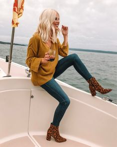 lovely casual fall outfit ideas to copy right now 25 ~ thereds.me lovely casual fall outfit ideas to copy right now 25 ~ thereds.me de Outono Cute Spring Outfits, Casual Winter Outfits, Women's Casual, Autumn Outfits, Spring Look, Winter Stil, Cooler Look, Mode Chic, Cardigan Outfits