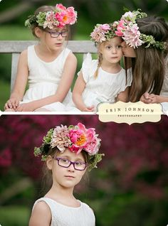 www.erinjohnsonphoto.com Flower Crown