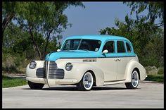 1940 Buick Street Rod  350 CI, Automatic  #Mecum #Dallas