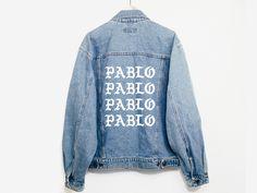Pablo Denim Jacket