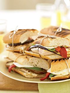 Our Most Popular Panini Sandwich Recipes - Lunch - Recipe.com