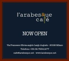 l'arabesque - Largo Augusto 10, 20122 Milano
