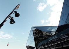 """""""The Crystal"""" en Londres, el edificio más sostenible del mundo"""