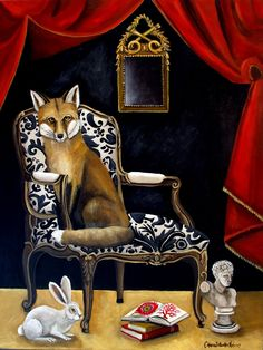 Conversation With A Fox New work