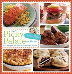 The Picky Palate Cookbook | Another fall cookbook I'm wildly excited about!
