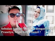 Sebulan Setelah Menikah dengan Vicky Prasetyo, Angel Lelga Hamil