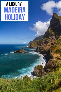 A Luxury Madeira Holiday Pin GOT