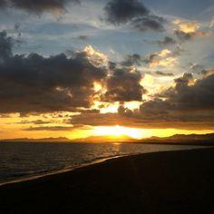 Sunset 02115 Visayas, Celestial, Sunset, Outdoor, Outdoors, Sunsets, Outdoor Games
