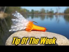 """Paracord Fishing Lure - """"Tip Of The Week"""" E37 - IntenseAngler"""