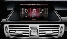 Mehr als hundert hochwertige und praktische Produkte umfasst das Original-Zubehör-Programm von Mercedes-Benz für den neuen CLS Shooting Brake. Die Schwerpunkte liegen bei fortschrittlichen Telematik-Systemen, komfortablen Transportlösungen und eleganten Leichtmetallrädern.  Vom Drive Kit Plus für das iPhone® bis zum Heckfahrradträger für die Anhängevorrichtung oder die Original-Dachboxen von Mercedes-Benz, alles steht bald zur Verfügung. Informieren Sie sich bei uns!