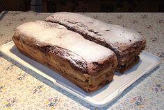 diana's cakes love: Chec Zebra, in doua culori Banana Bread, Desserts, Sweets, Tailgate Desserts, Deserts, Postres, Dessert, Plated Desserts