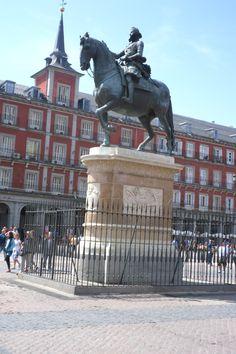 Plaza Mayor _ Madrid _ España