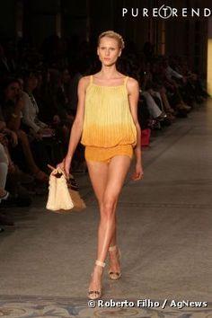Fashion Rio: Sacada