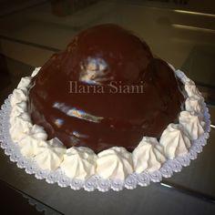 "Torta ""bacio"" 😘 #instafood #ilas #ilassweetness #bacioperugina #torta #happybday #compleanno  www.ilas.webnode.it www.facebook.com/ilascake"
