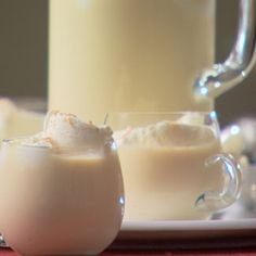 Homemade Eggnog Recipe - How to Make Eggnog - Good Housekeeping