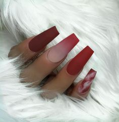 Hottest Fall Frosted Coffin Nails Designs Are you still looking for the best matte nails this fall? Look at our carefully prepared hottest fall frosted coffin nails designs. Hope to give you a lot of inspiration. Perfect Nails, Gorgeous Nails, Pretty Nails, Fancy Nails, Cute Acrylic Nail Designs, Acrylic Nail Shapes, Matte Nail Designs Ideas, Best Nail Designs, Art Designs