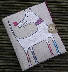Handmade cloth book ideas