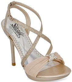 champagne color heels | Champagne Colored Shoes