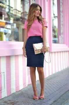 Cool professional business attire