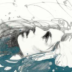 digital sketches by Caterina Sapotsko, via Behance