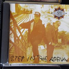 Listening to... Gang Starr Step in the Arena @djpremier  #RapGold #djpremier #HipHop #Rap #HipHopMusic #RapMusic #HipHopCD #HipHopMusic #CDAddict #HipHopJunkie #HipHopCollection #MyRapCollection #HipHopCulture #NowPlaying #1990 #Olskool #Oldschool #Throwback