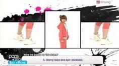 "Kpop Dance Tutorial - Hyun-a ""Ice Cream"" [Pops in Seoul]"