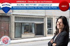 ARRENDA -  Ótima loja na rua Formosa, Baixa do Porto