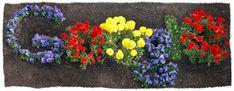 Google Doodle vom 22. April 2012  The Earth Day Weltweit in über 150 Ländern  GLOBAL DENKEN - LOKAL HANDELN