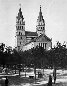 St Maximilian München von NO vor1915 - St. Maximilian (München) – Wikipedia