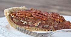 Classic Pecan Pie - Nutrition Studies Plant-Based Recipes