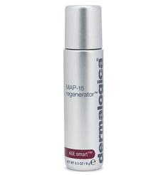 dermalogica map-15 regenerator concentrated vitamin delivery  Highly-active Vitamin C concentrate to minimize multiple signs of aging. This revolutionary powder-to-emulsion technology delivers the highest concentration of Magnesium Ascorbyl Phosphate (MAP) directly into the skin to help dramatically improve skin firmness and clarity.