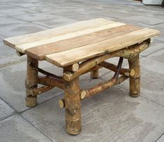 rustic furniture making course
