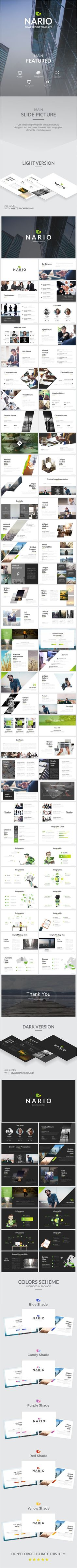 Social Nova Powerpoint Template  Business Powerpoint Templates