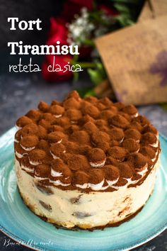 Jacque Pepin, Romanian Food, No Bake Desserts, Nutella, Cake Recipes, Biscuits, Deserts, Food And Drink, Ice Cream