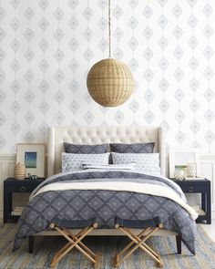 half bath wallpaper. Luna Stripe WallpaperLuna Stripe Wallpaper