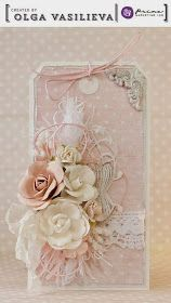 Scrap story ...: National Scrapbooking Day Blog Hop with Prima!!!