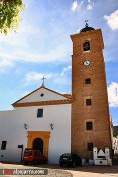 Iglesia de Laroles