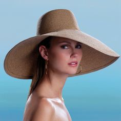 I wish women wore more hats these days