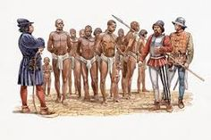 The Atlantic slave trade was started in #Haiti, by the Spanish