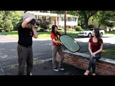 How to take better portraits and pictures of yourself in general. Queso!